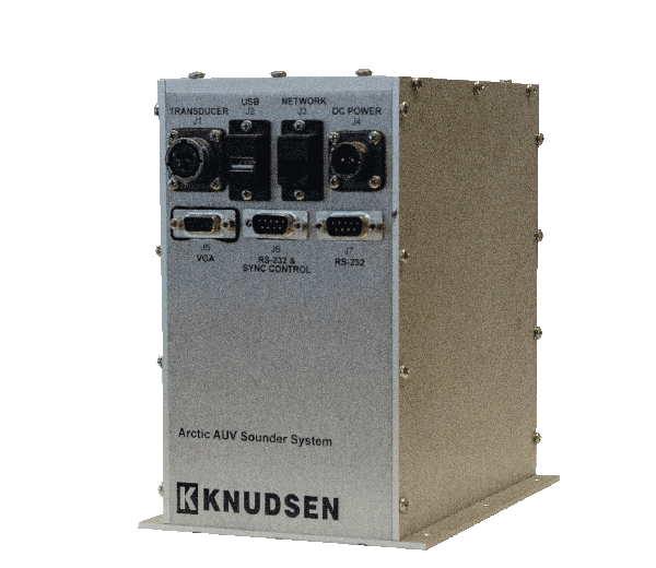 The KNUDSEN ROVer, an autonomous echo sounder with both AUV and ROV possibilities.
